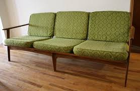 Retro Modern Sofa Sofa Excellent Mid Century Modern Sofa Wood Retro Style Boxy