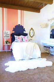 Teen Girls Bedroom Makeovers Colorful And Eclectic Teenage Bedroom Makeover Classy Clutter