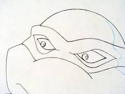 teenage mutant ninja turtles animation original drawing