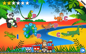 reading phonics train android apps on google play