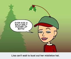 mistletoe hat mistletoe hat kindergarten crush