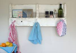 make your own reclaimed wood pallet coat rack and shelf how was