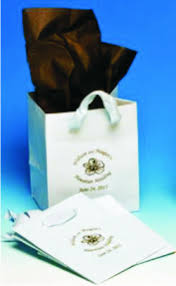 personalized wedding gift bags wedding gift bags wedding favor bags personalized favor bags