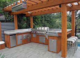 Barbecue Cabinets Brilliant Best 25 Bbq Island Kits Ideas On Pinterest Covered