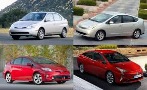 toyota prius 1st generation the road travelled 15 years of the toyota prius autoguide com