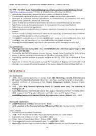 Sle Resume Business Development Director business development marketing manager best market 2017