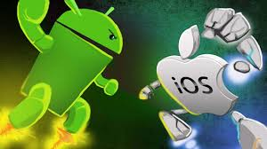 iphones vs androids ios vs android development