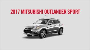 mitsubishi outlander sport 2017 2017 mitsubishi outlander sport u201cfriends