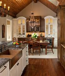 copper farmhouse sink kitchen traditional with apron front sink