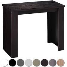 Table Avec Rallonge Pas Cher by Table Console Extensible Brookline Bois Wenge 453 349 U20ac Un