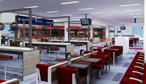 Msp Airport Terminal Map Where To Eat At Minneapolis St Paul International Airport Msp