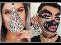 halloween makeup tutorial compilation 2016 top 10 top 20