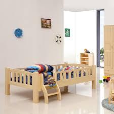 site chambre enfant chambre enfant en bois naturel lit simple assortiment