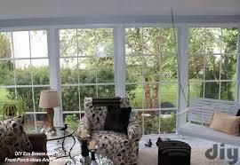 Do It Yourself Sunroom Screen Porch Windows Create Comfortable Porch Enclosures