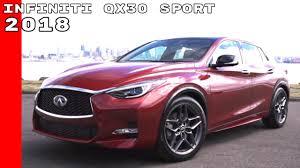 2018 infiniti qx30 sport youtube