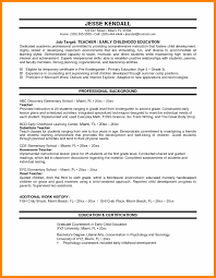 elementary resume template 7 elementary teaching resume exles gcsemaths revision