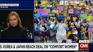 Comfort Women Japan Comfort Women How The Statue Of A Young Caused A Diplomatic