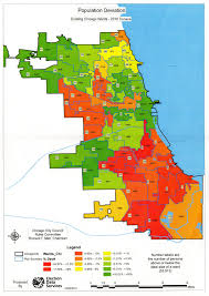 Wind Waker Map Population Deviation Map Jpeg Chicago U0027s 32nd Ward Service