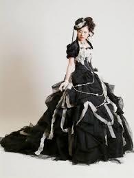 73 best black black u0026 white wedding dresses images on pinterest