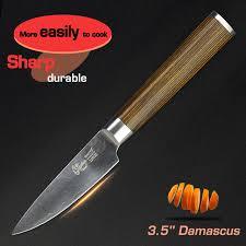 marque de couteaux de cuisine haoye marque 3 5 pouces couteau japonais vg10 damas couteaux de