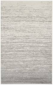 Ivory Area Rug Mercury Row Busick Ivory Silver Area Rug Reviews Wayfair