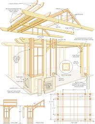 home design attached pergola plans free download wallpaper shed
