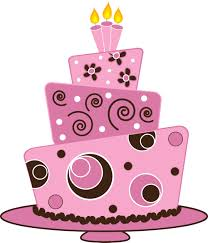 girly birthday cake clipart bbcpersian7 collections