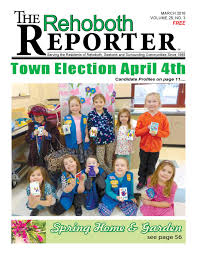 march 2016 rehoboth reporter by georgia issuu