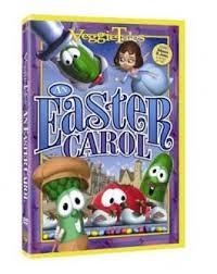 veggie tales easter veggietales an easter carol dvd christian fishflix