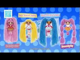 lalaloopsy loopy hair mini lalaloopsy y mini lalaloopsy loopy hair