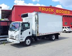 isuzu 2016 16 nqr diesel 16ft reefer body