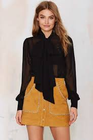 blouses with bows gal marianne bow blouse black best sellers
