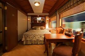 train bedroom bedroom with double bed on a luxury train the maharajas e flickr