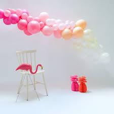 balloon garland balloon garland installation kit pink ombre pretty