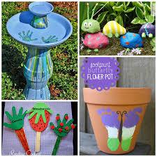 Gardening Craft Ideas Garden Crafts For Best Idea Garden
