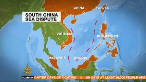 South China Sea On Map by Duterte To China Benham Rise Sea Territory U0027is Ours U0027 News Al
