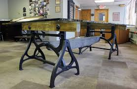 glass and metal dining table dining table industrial glass dining table table ideas uk