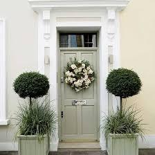 Front Door Planters by The 25 Best Front Door Plants Ideas On Pinterest Front Door