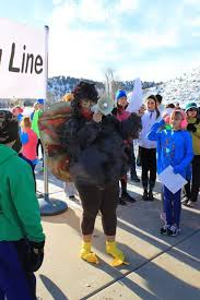 trot that turkey at eagle thanksgiving day run vaildaily