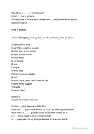 verb pattern hesitate verb patterns worksheet free esl printable worksheets made by teachers
