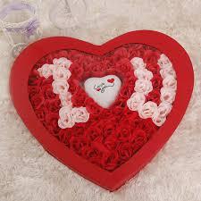 Love Flowers Free Shipping Loving You Handmade Soap Romantic Bath I Love U Red