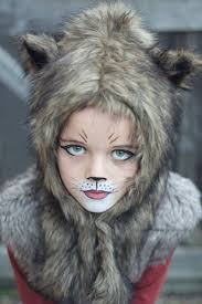 halloween paintings ideas best 25 fox face paint ideas on pinterest halloween facepaint