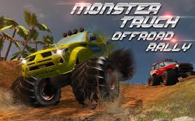 monster trucks in mud videos monster truck offroad rally 3d android apps on google play