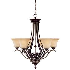 Rona Lighting Chandeliers 6 Light Chandelier Rona