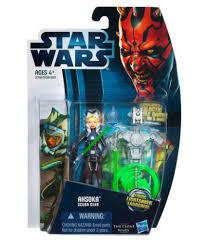star wars 2012 clone wars action figure cw no 15 ahsoka tano