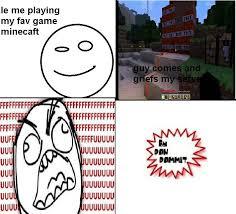 Le Me Memes - le funny mc rage comic xd