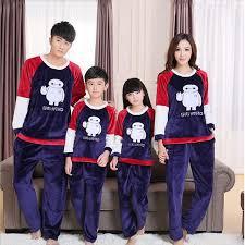2015 winter family matching pajamas family clothing