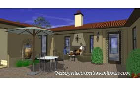 Courtyard Home by Mesquite Courtyard Homes Phase 2 New Homes In Yucca Valley Ca