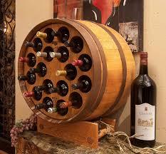 Wine Barrel Vanity 19 Interesting Ways Of Using Wine Barrels In Home Décor