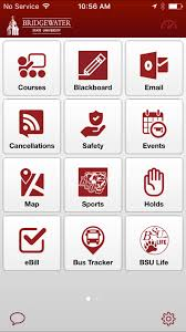 Bridgewater State University Campus Map by Web Services Mobileapp